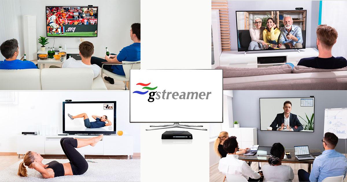 Сценарии: как использовать приложение для видеоконференций на SmartTV и ТВ-приставках