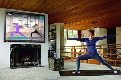 Разработчик обещает высокую точность Pivot Yoga в определении поз, независимо от роста и комплекции пользователя