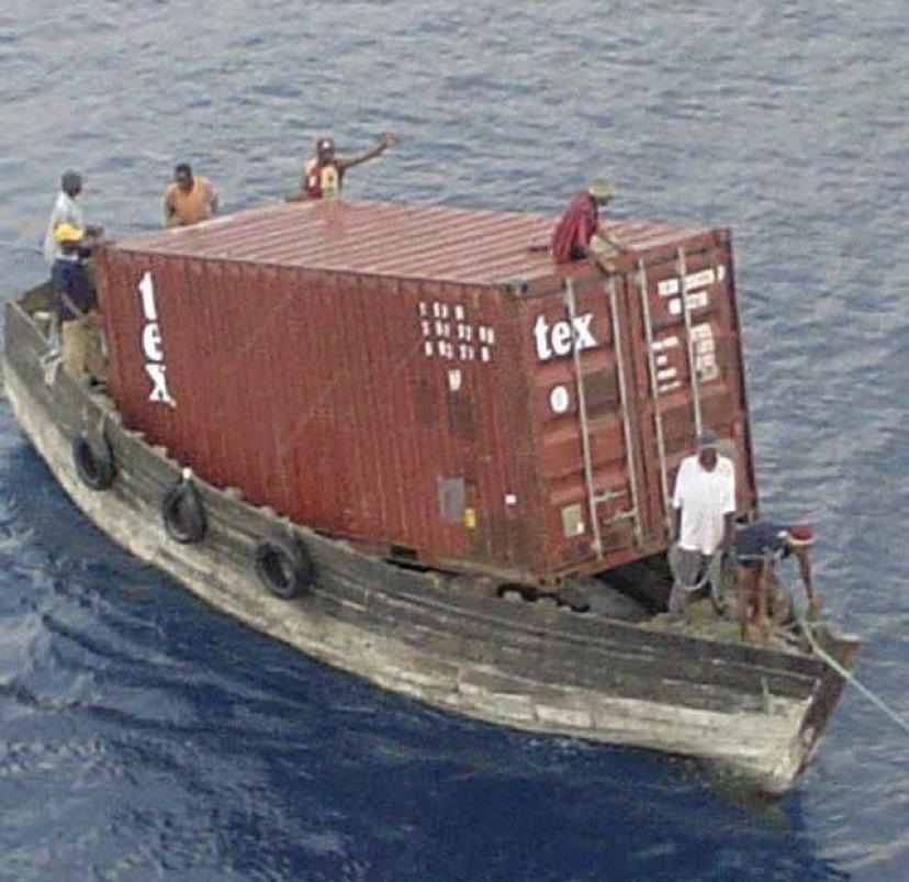 Деплоим контейнер в прод, как можем.