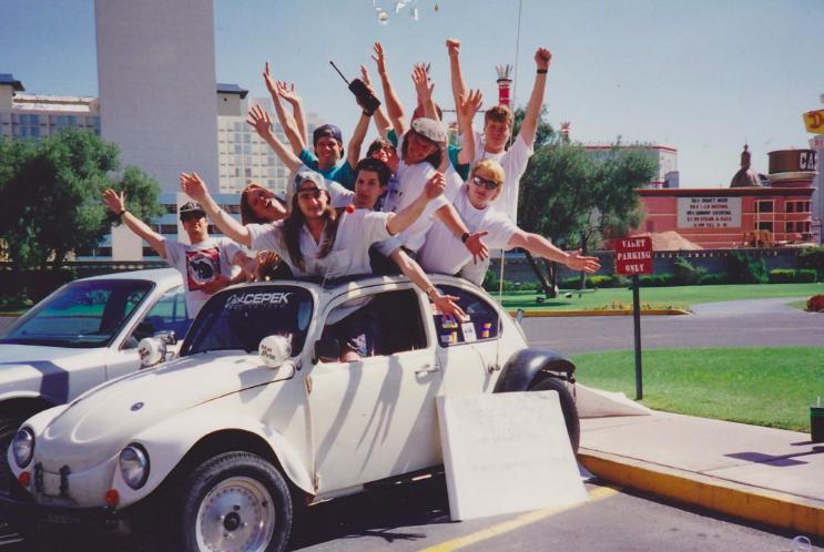 DEF CON 1 Defcar, 1993