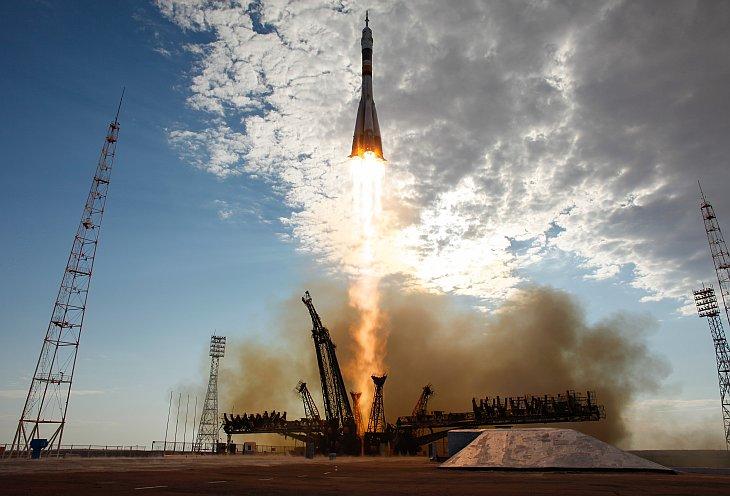 НАСА может забронировать место в апрельской миссии «Союз» на МКС