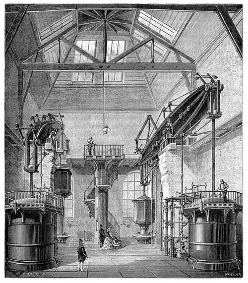 Автор P. Broux, книга Les merveilles de l'industrie, том 3, год публикации 1873