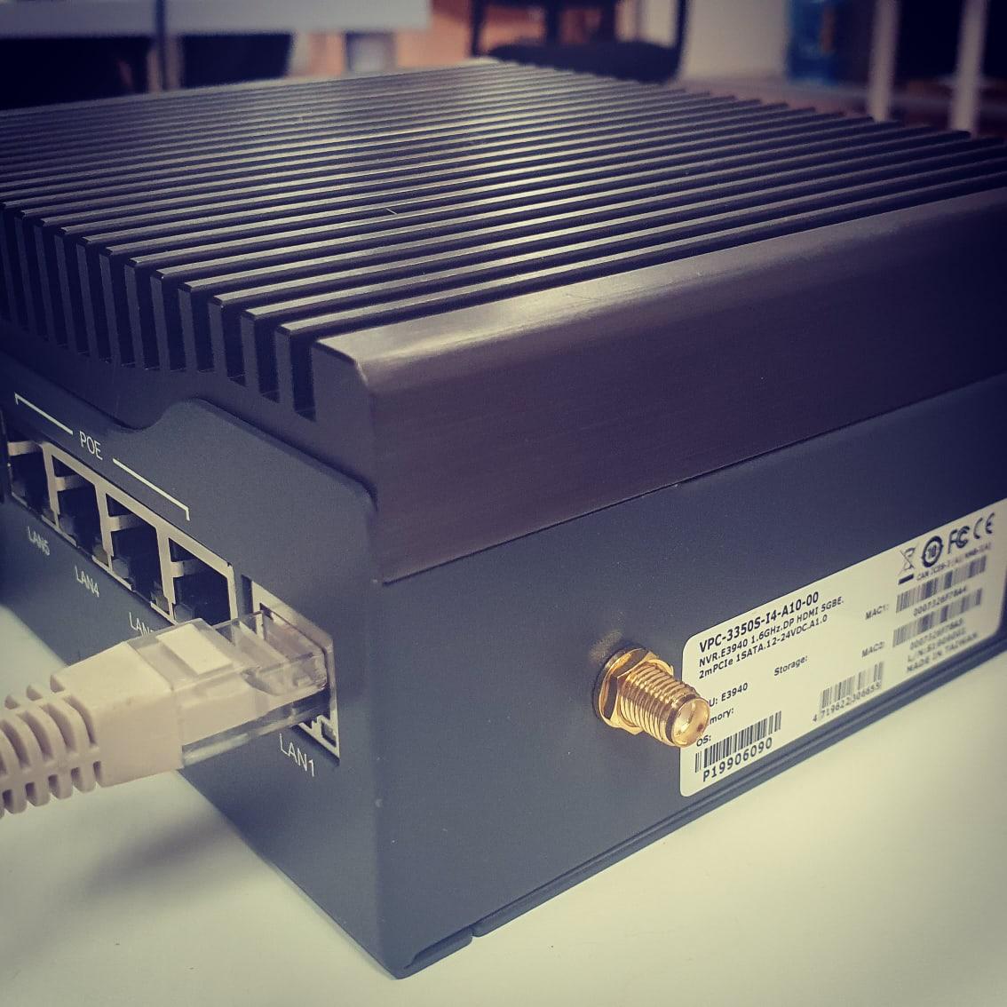 AAEON VPC-3350S