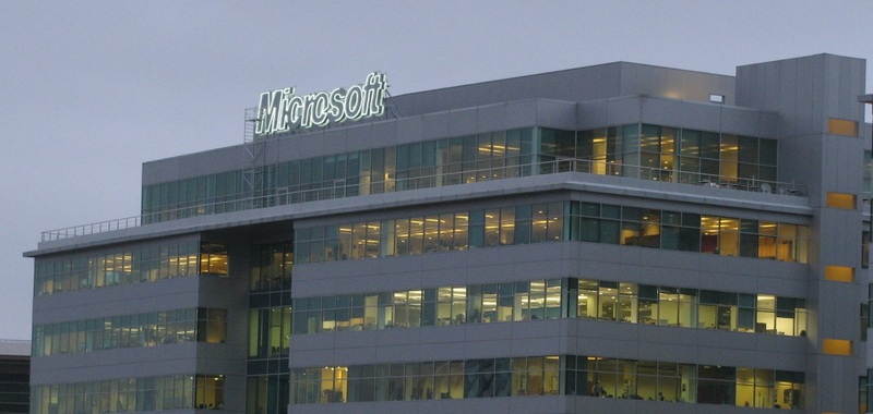 Офис Microsoft в России / microsoft.com