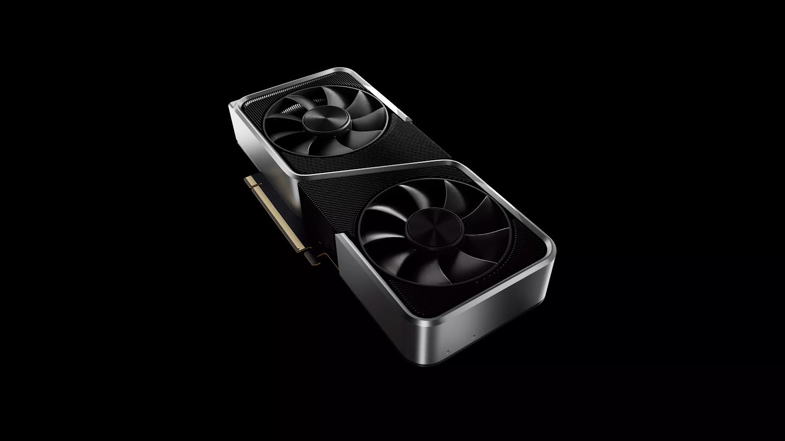 GA104 используется в GeForce RTX 3060 Ti