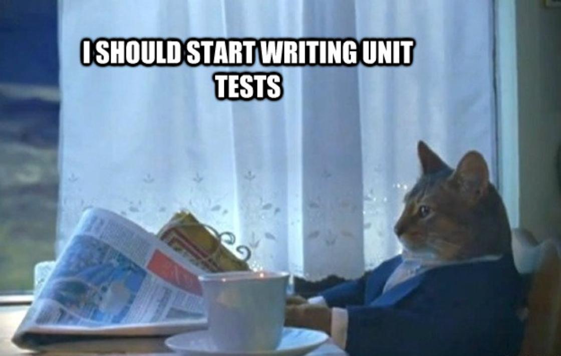 Пишем юнит тесты на TypeScriptе (на примере котиков)