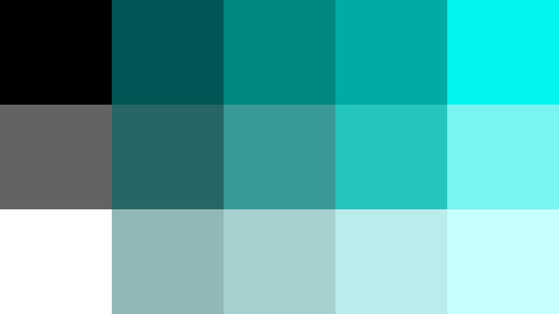 Цветовая палитра как часть дизайн-системы