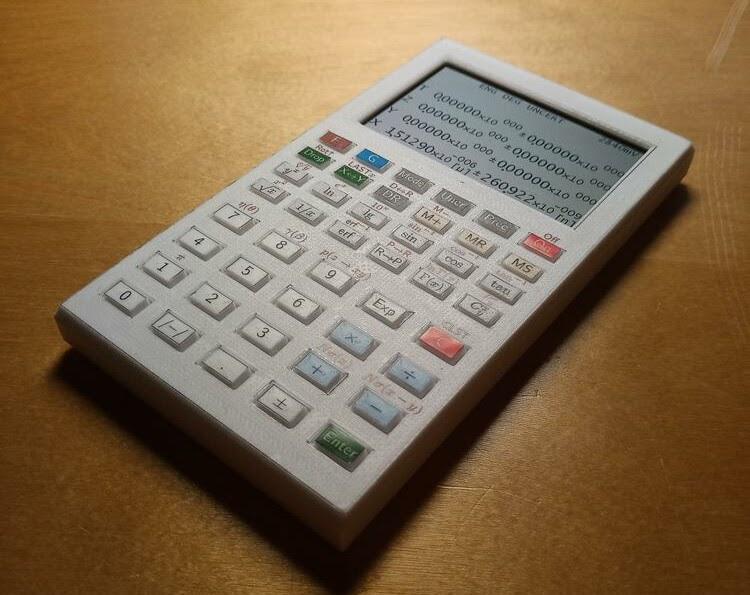 OpenRPNCalc делаем бескомпромиссный калькулятор