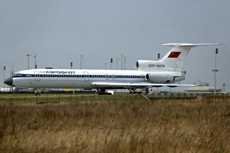 Ту-154Б-2, а этот раз доля общения с интересными личностями выпала тебе