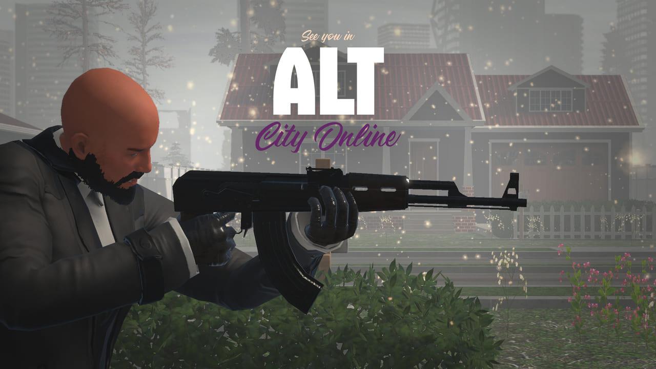 ALT CITY Online. Как я в одиночку создавал GTA Online для мобильных устройств. Часть 2