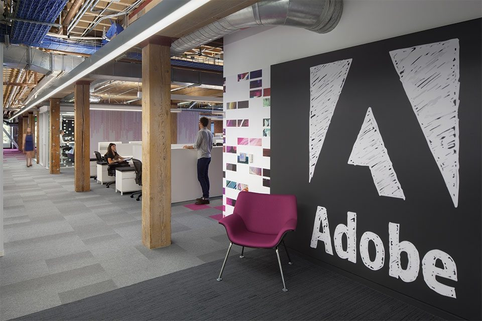 История Adobe: почему акции компании взлетели на 550% за 5 лет / Блог компании ITI Capital / Хабр