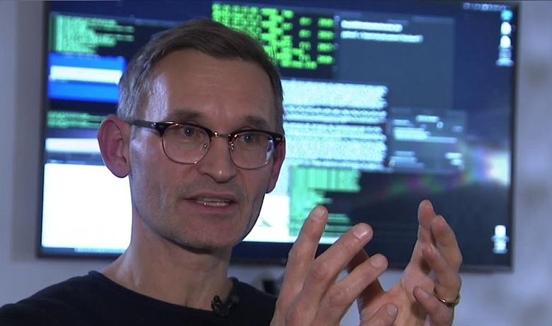 Понтус Джонсон, профессор Королевского технологического института