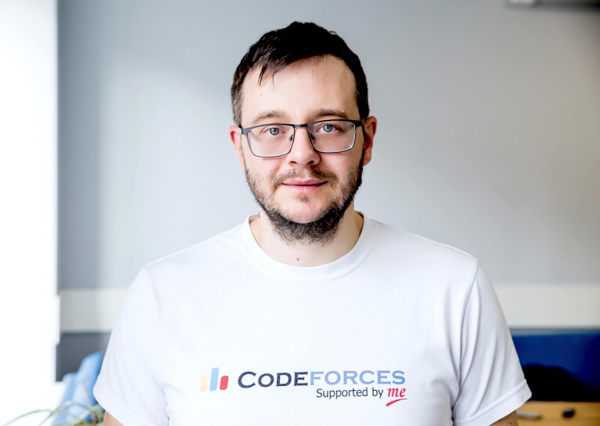 Михаил Мирзаянов, основатель Codeforces
