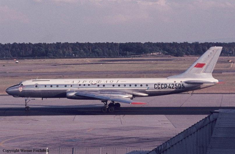 Тот самый Ту-104Б 42505