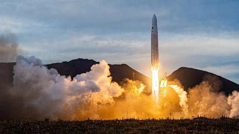 Запуск Rocket 3.1 (Источник: Джон Краус / Astra)