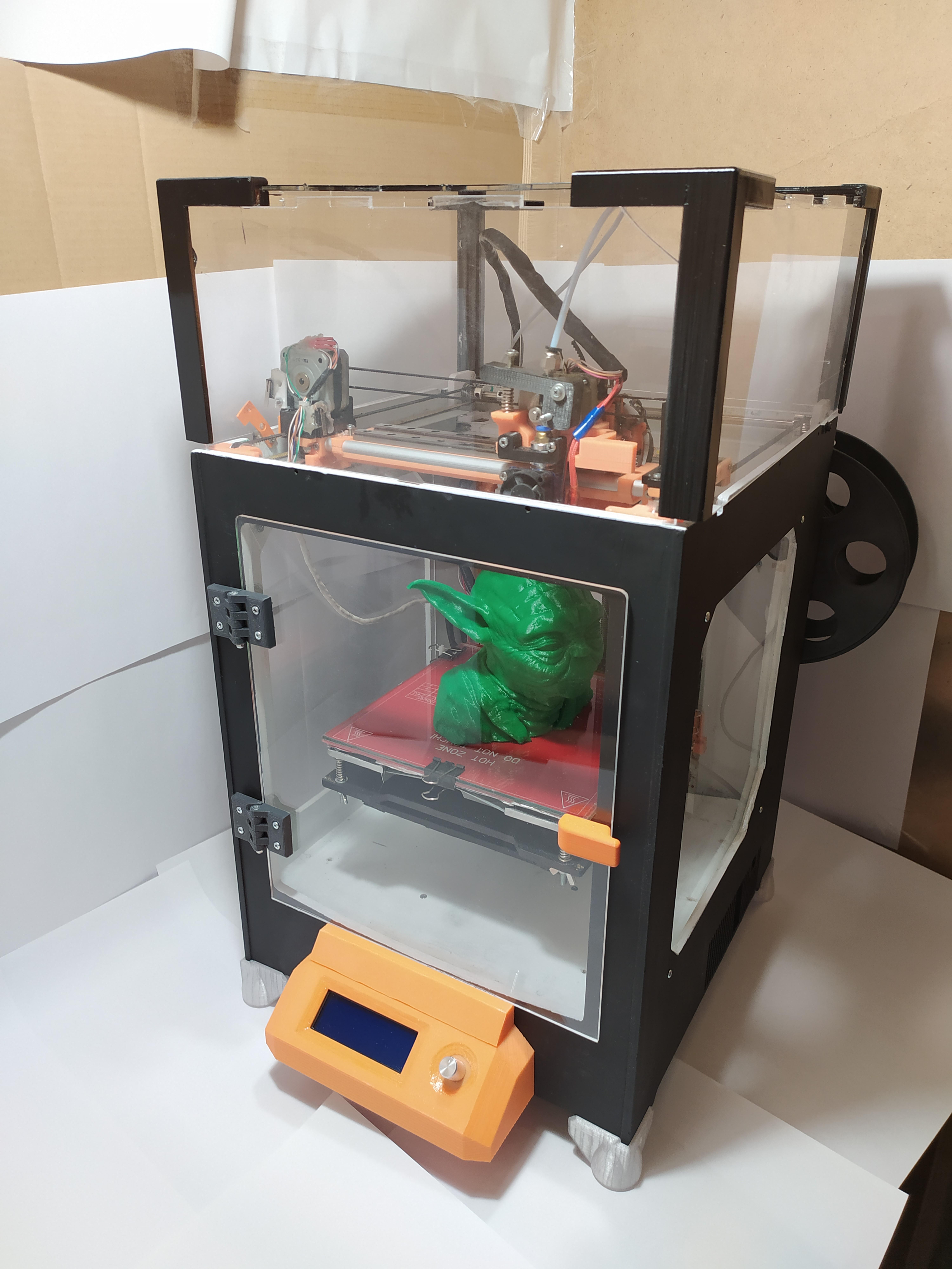 Общий вид принтера