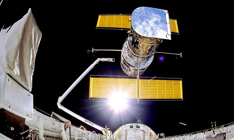 «Хаббл» / NASA / Smithsonian Institution / Lockheed Corporation