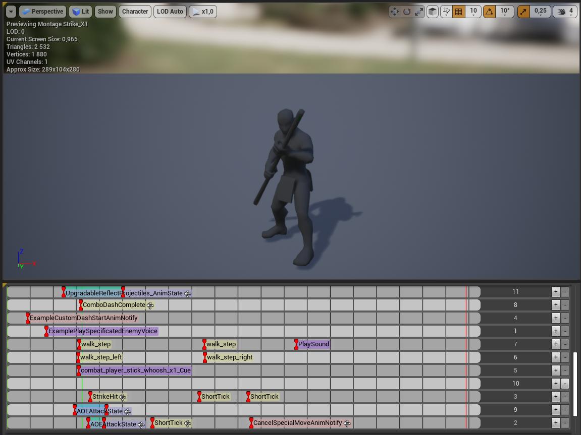 SFX/VFX нотификаторы