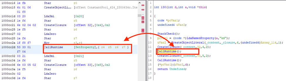 Меняем промежуточное представление кода на лету в Ghidra