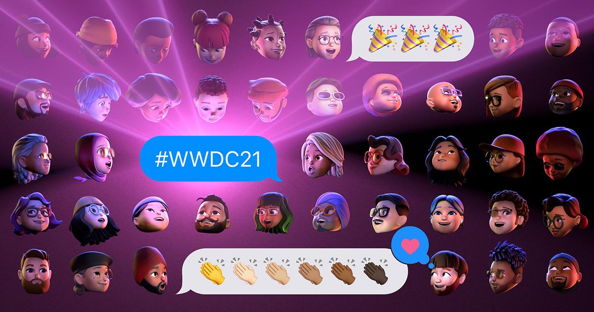 Самое важное с keynote-презентации WWDC21
