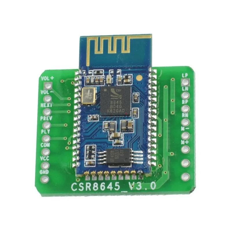 Пример CSR8645 с усилителем