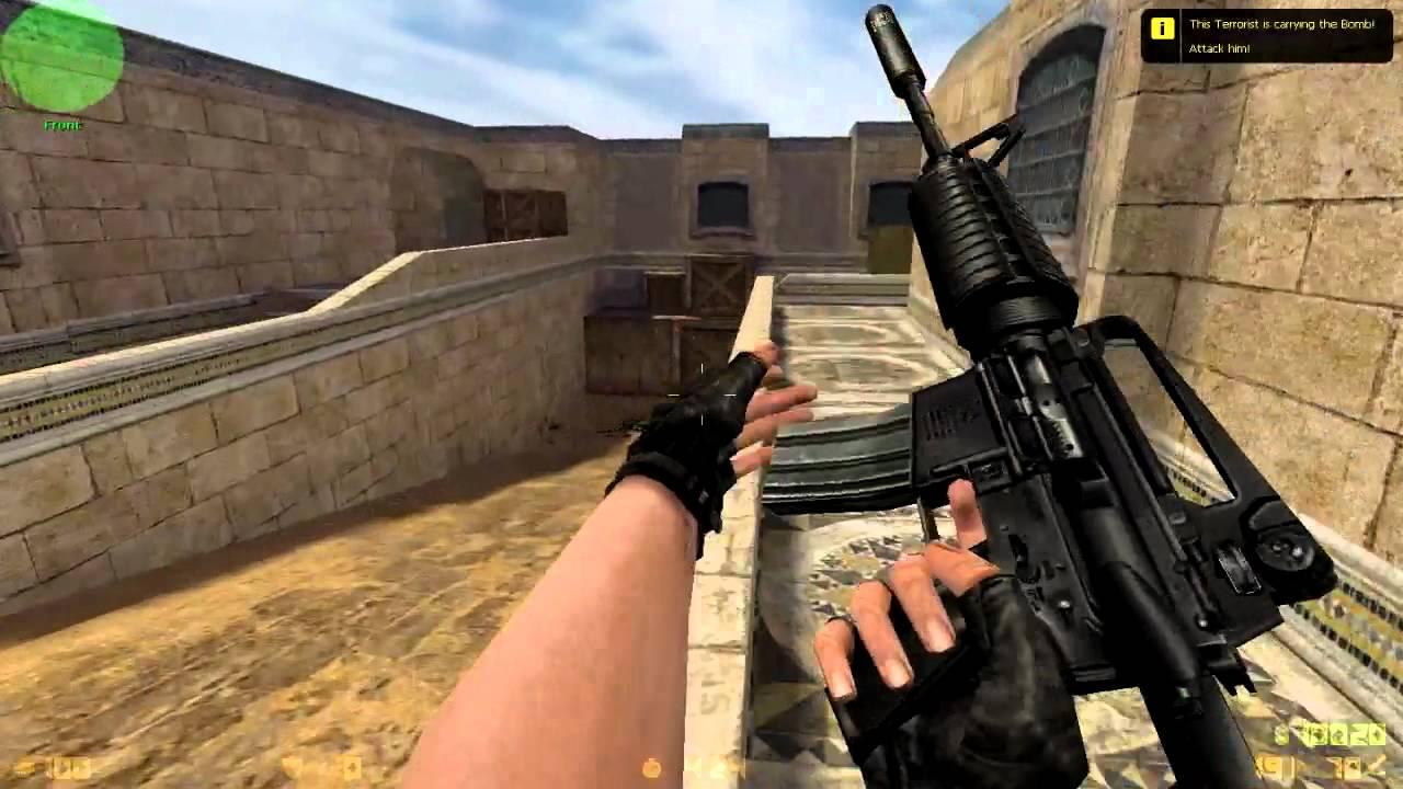 Игра Counter-Strike: Condition Zero