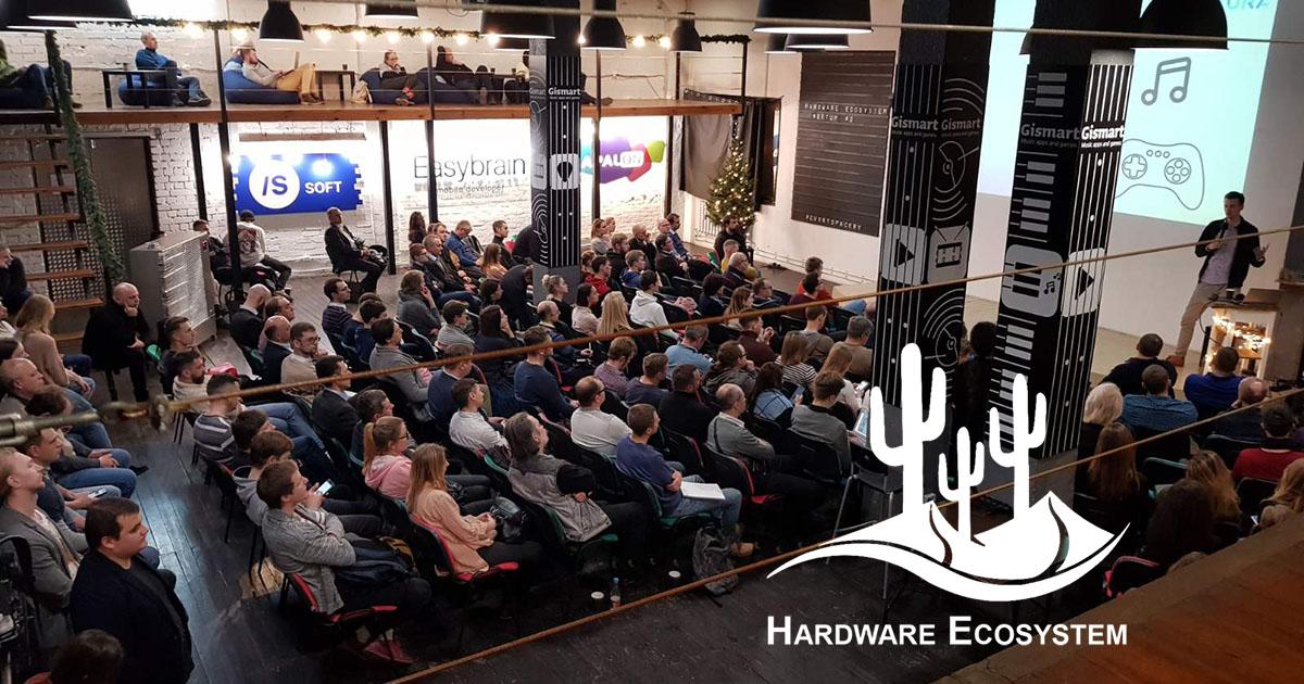 Митап Hardware Ecosystem в Минске по теме MedTech в 2019 году