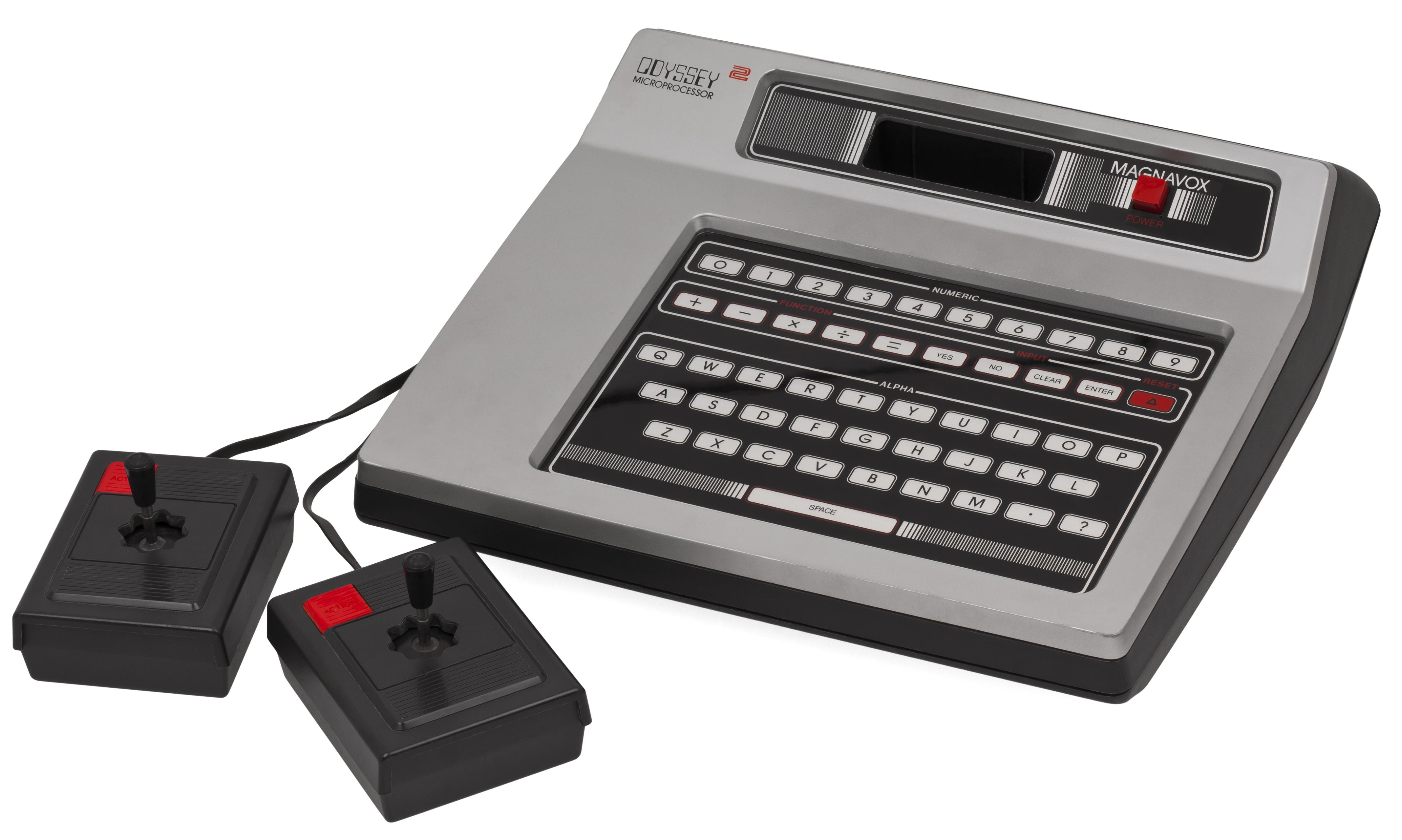 Magnavox Odyssey 2, 1978