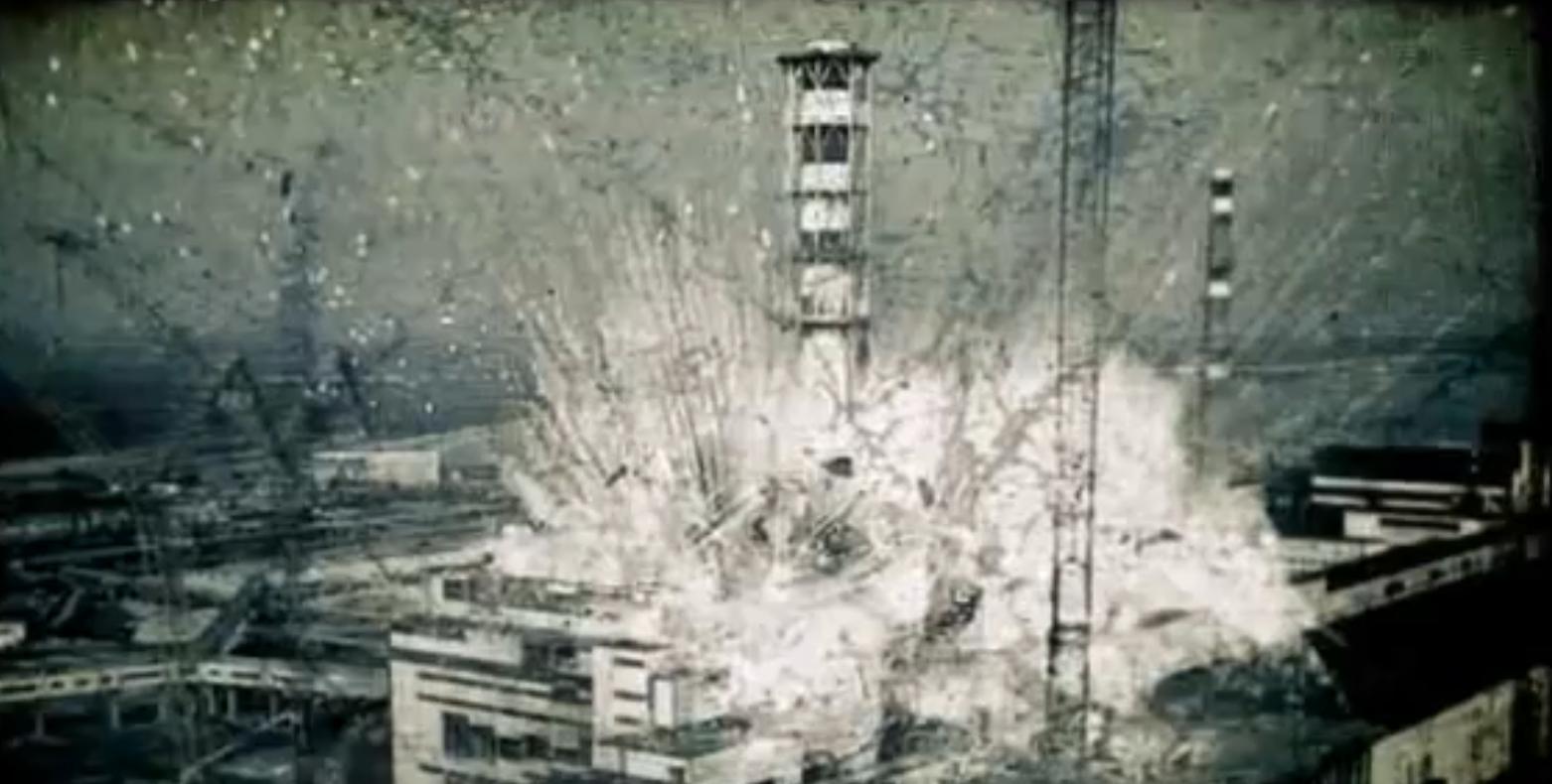 Чернобыль ч.4. Авария