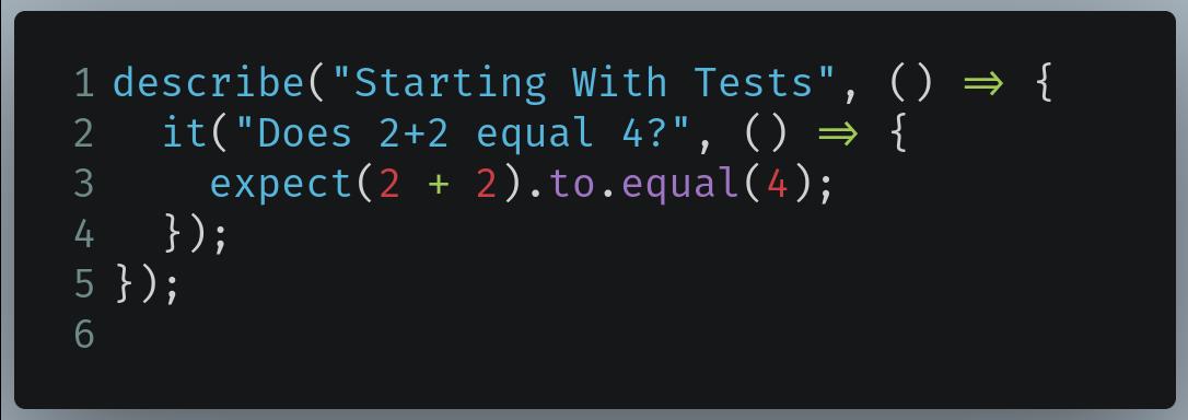 Код к файлу basicTest.js