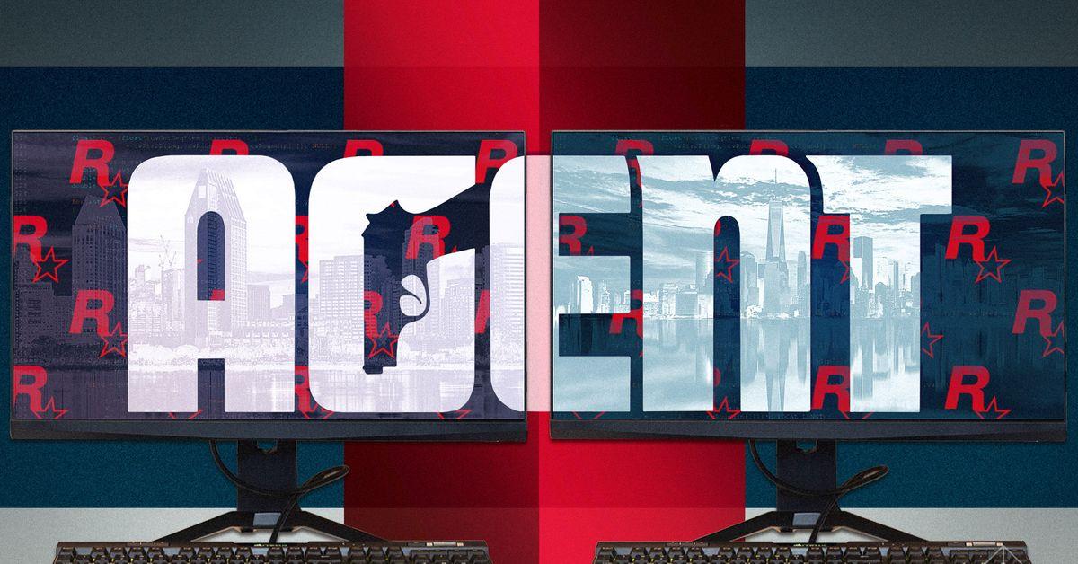История Agent  отменённого хита от Rockstar