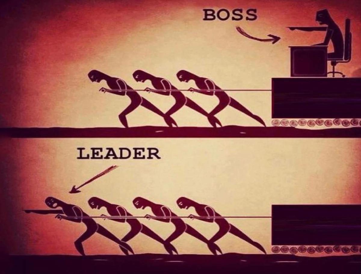 Главное условие: быть руководителем-лидером