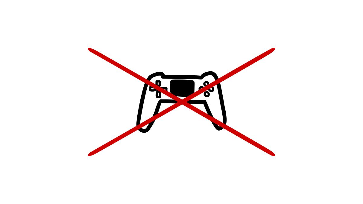Следует ли мне бросить видеоигры?