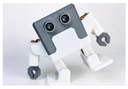 Оtto напечатанный на 3D-принтере