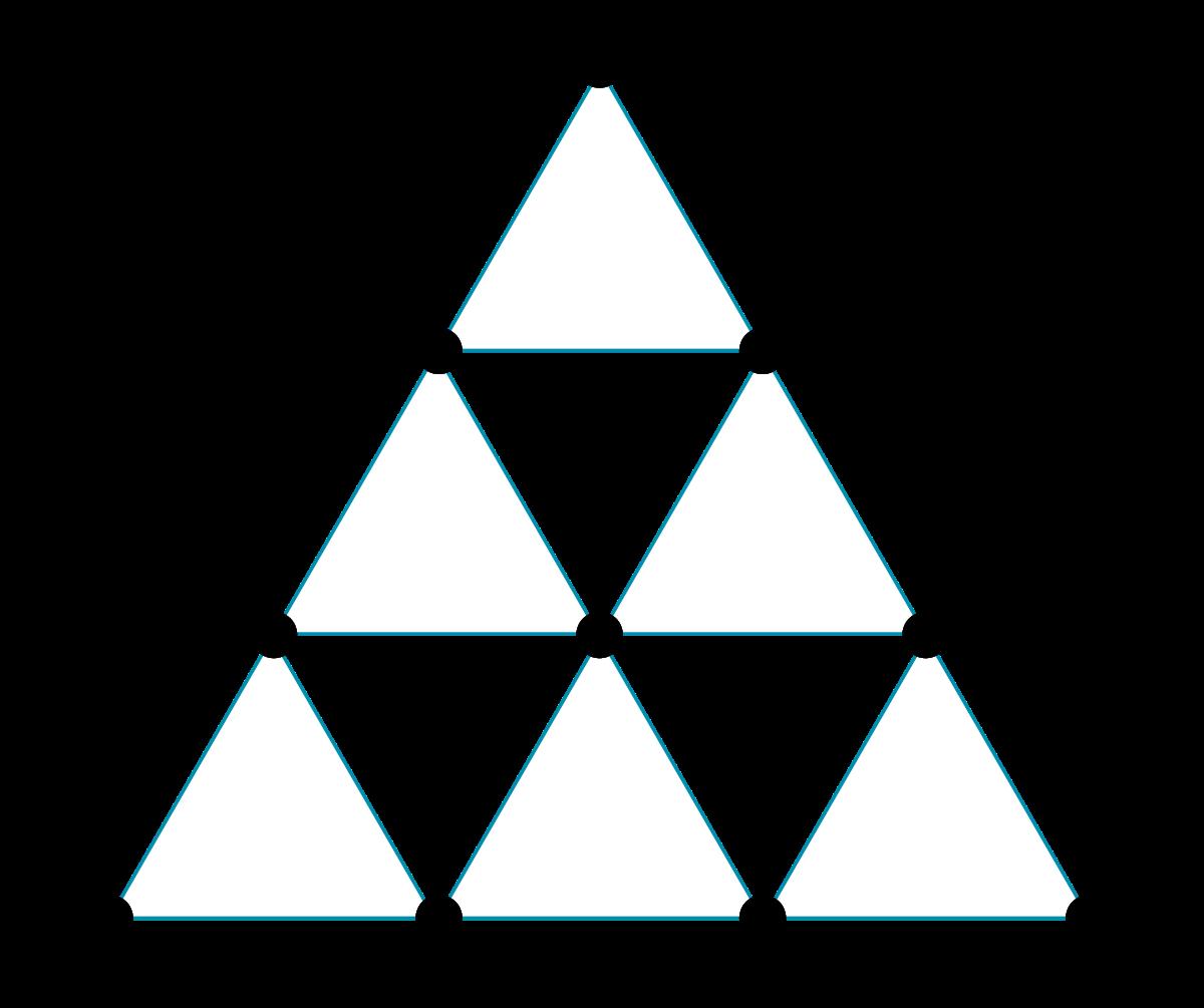 Тетраксис - священный символ пифагорейцев