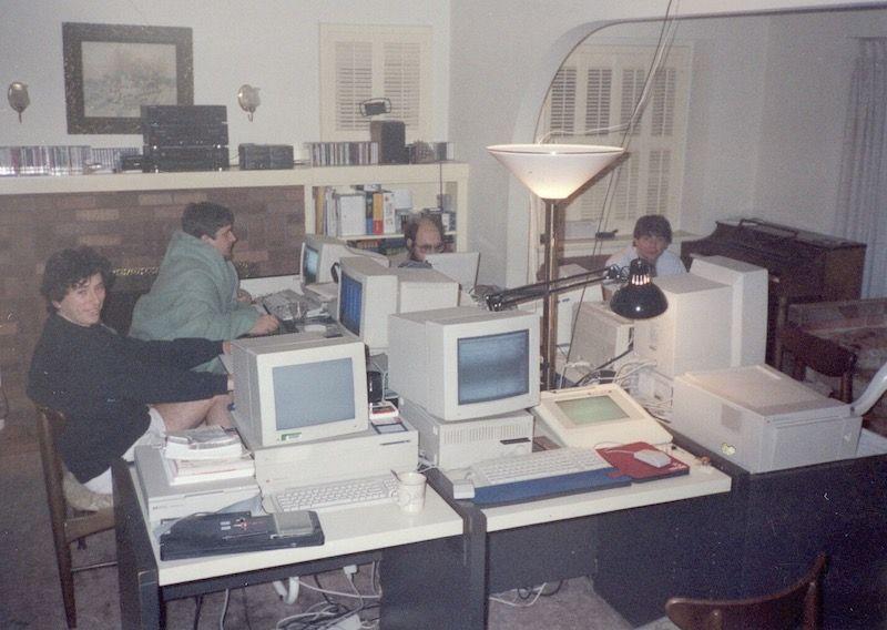 Создатели первой российской IT-компании ПараГраф