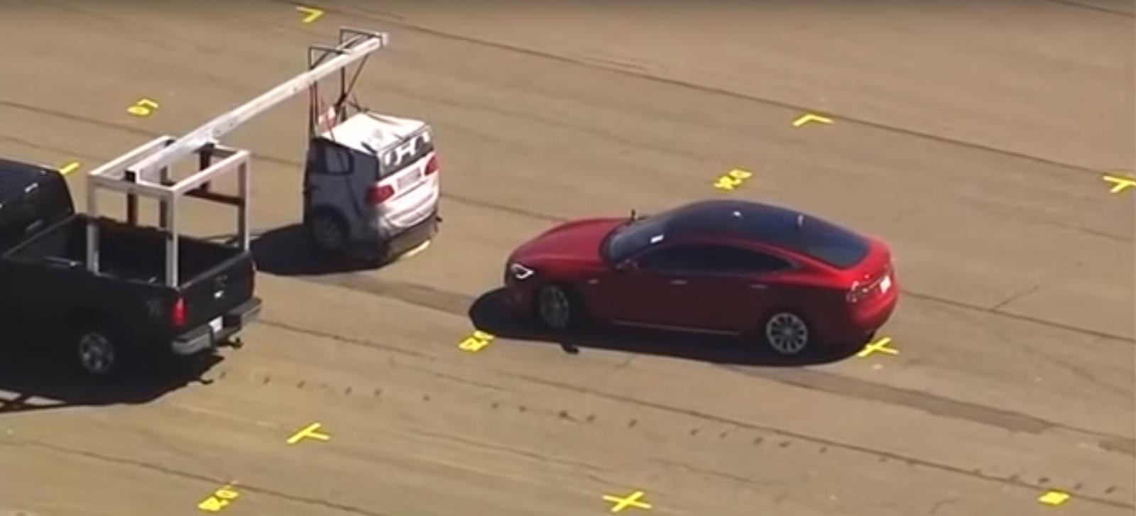 Испытания электромобиля Tesla. Источник: consumerreports.org