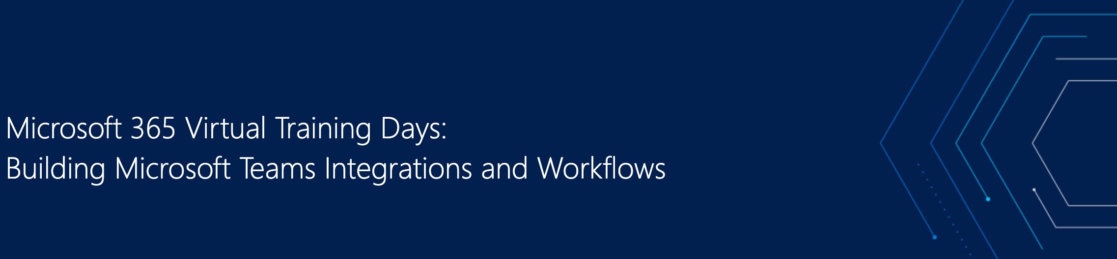 Построение интеграции и рабочих процессов Microsoft Teams