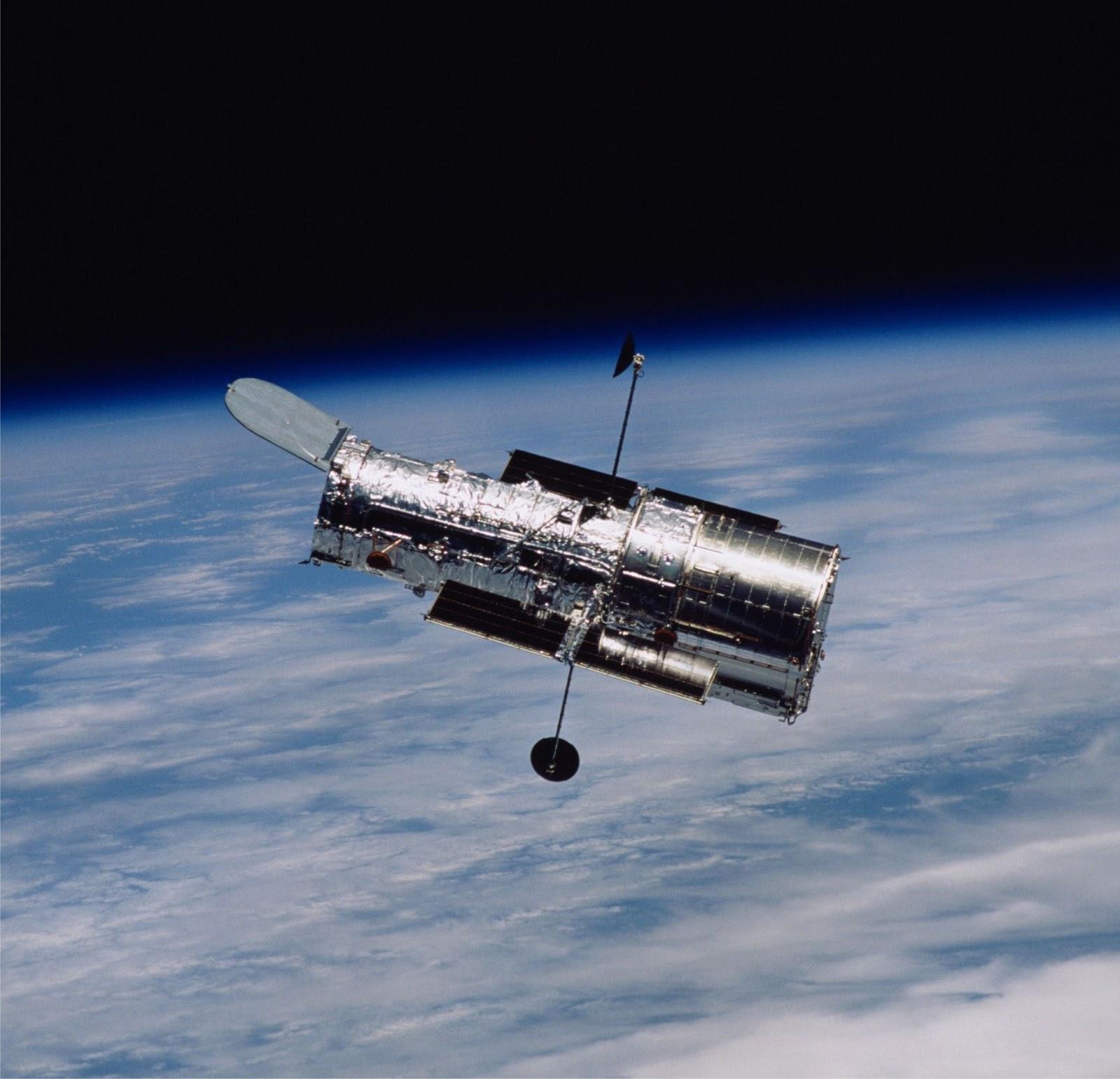 Телескоп «Хаббл». Источник: nasa.gov