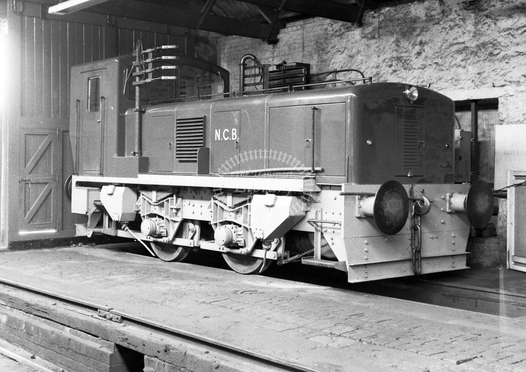 NCB Gyro или Electrogyro Locomotive