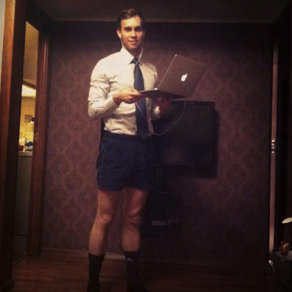 2013 год, только что провалил онлайн собеседование в Берлин, наверно им не понравились мои носки