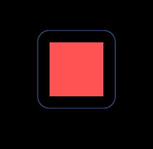 Результат работы box_example.dart
