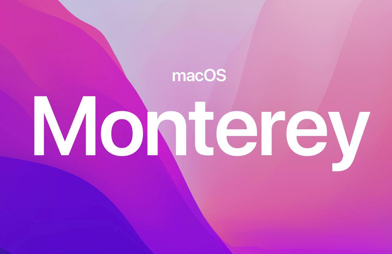 MacOS 12 Monterey  новая ОС от Apple