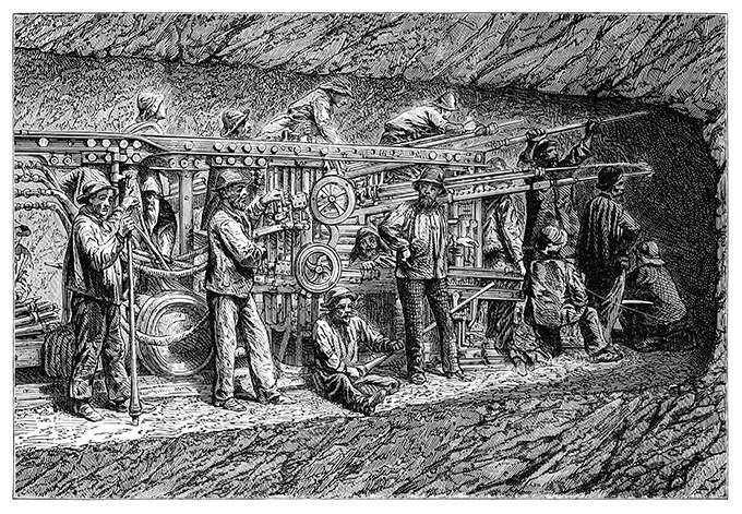 Автор неизвестен, книга Les nouvelles conquetes de la science, том 2, год публикации 1867