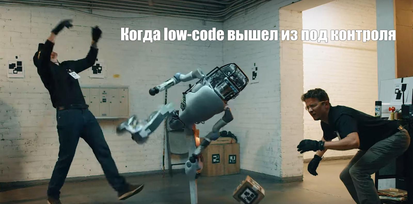 Внутренняя автоматизация  почему мы отказались от low-code системы в пользу Camunda
