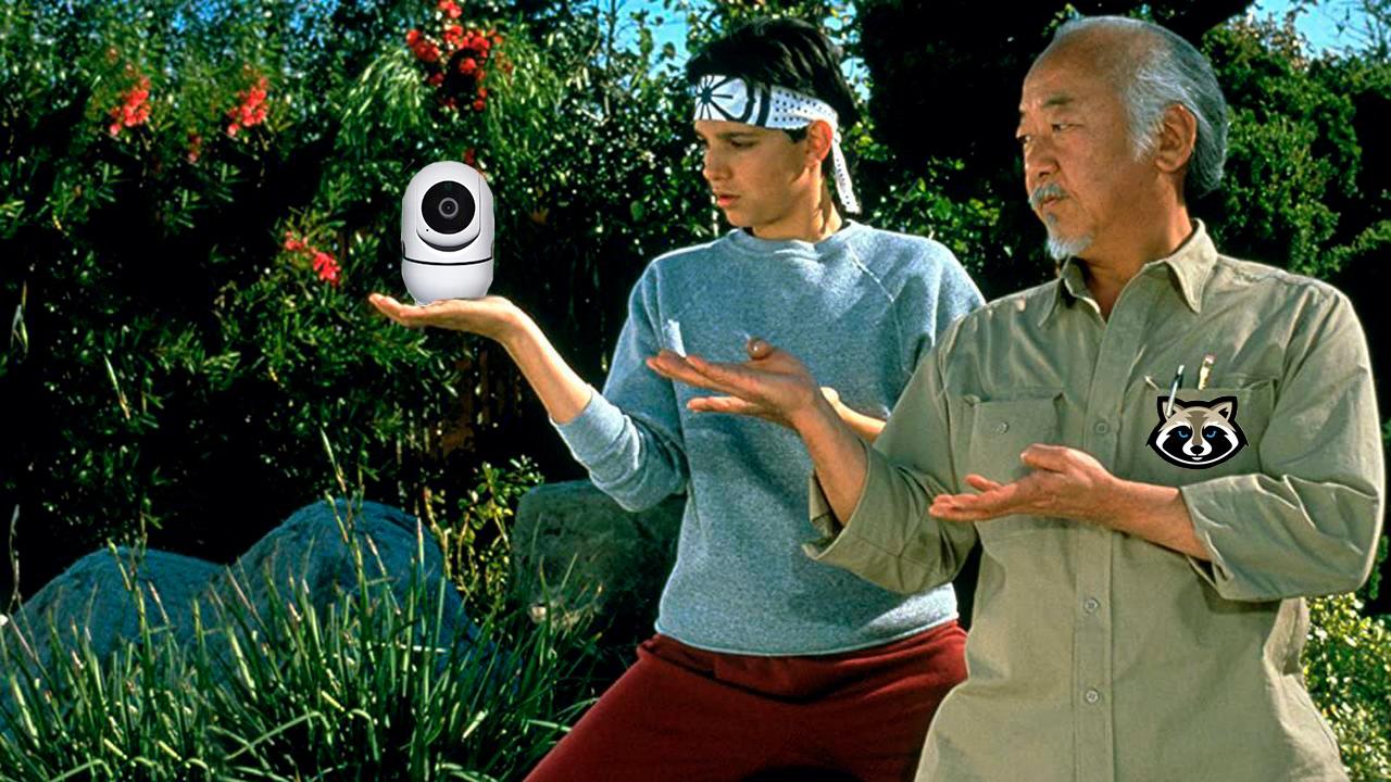 Еще одна стажировка, или сказ про реверс IP-камеры