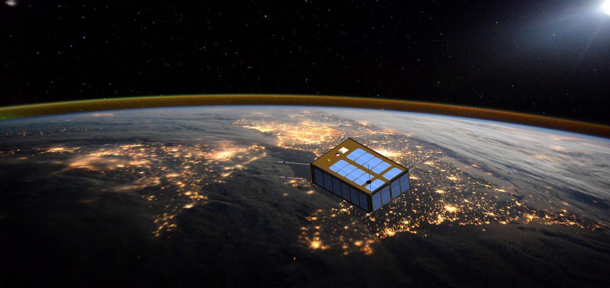 Virgin Orbit запустит спутник BRIK-II для голландского минобороны
