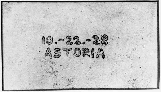 Изображение №2. Исторический оттиск Честера Карлсона
