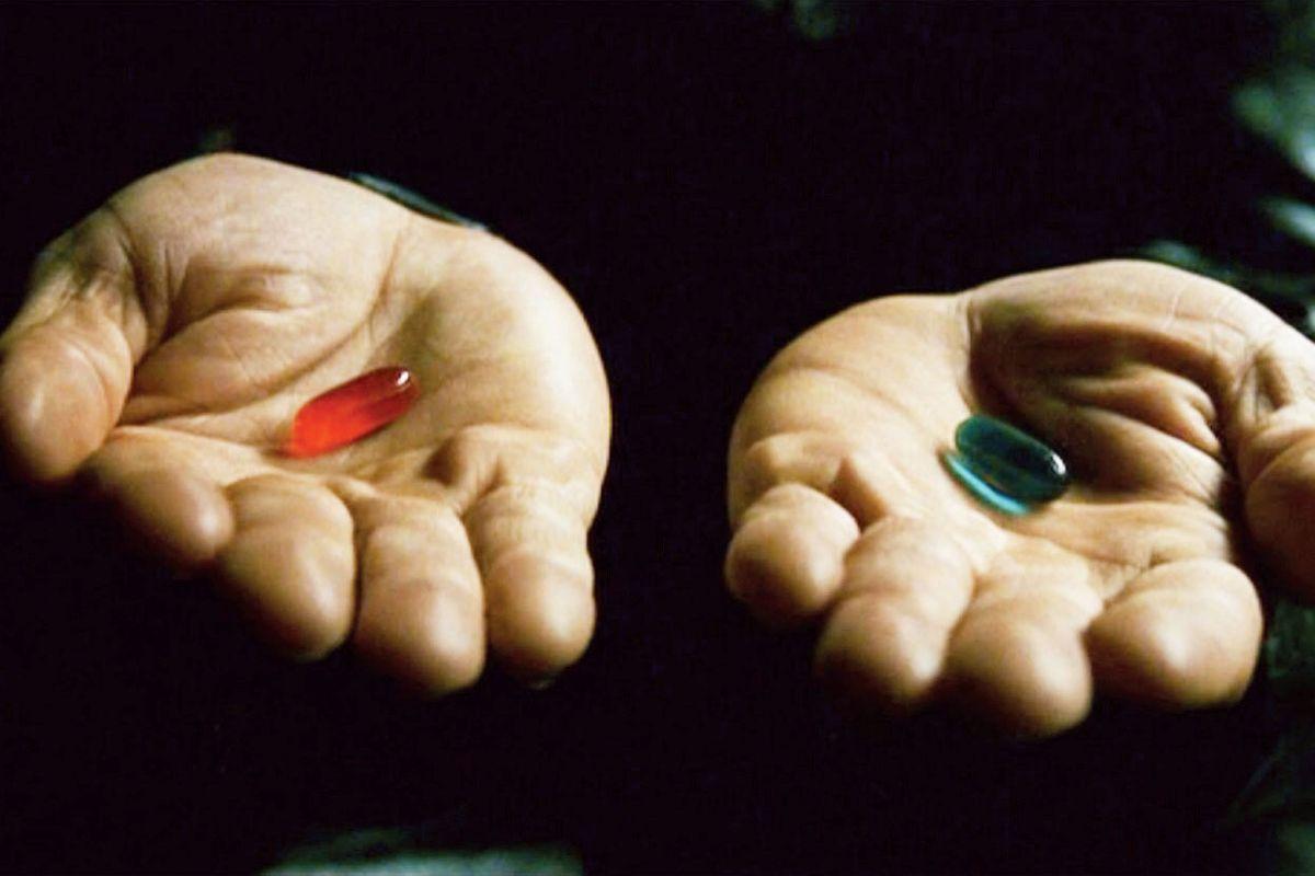 Red pill — программа, обнаруживающая виртуальную среду. Blue pill — вредоносный гипервизор