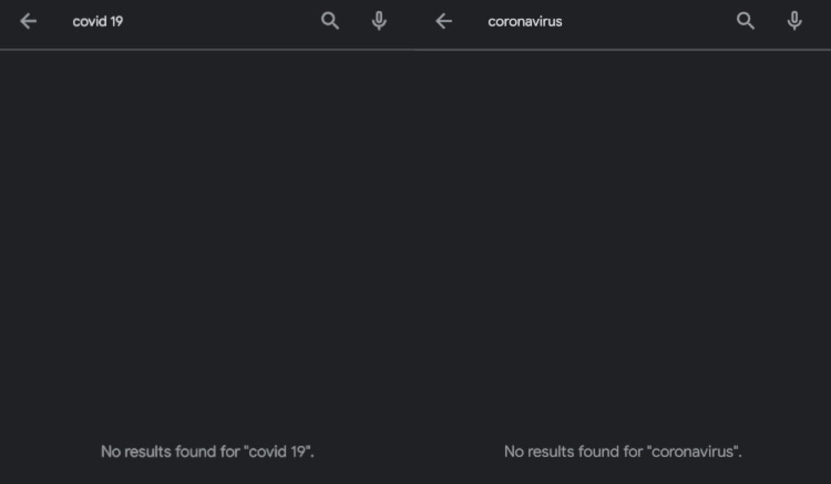 В итоге в мае сторы на поисковые запросы давали такие результаты
